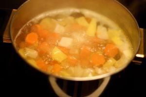 Koke rotgrønnsaker