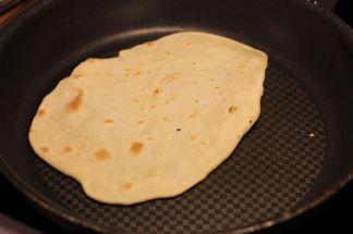 tortillalefse steke