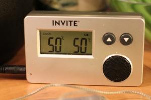 Elektronisk steketermometer