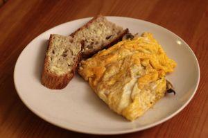 fransk omelett 2
