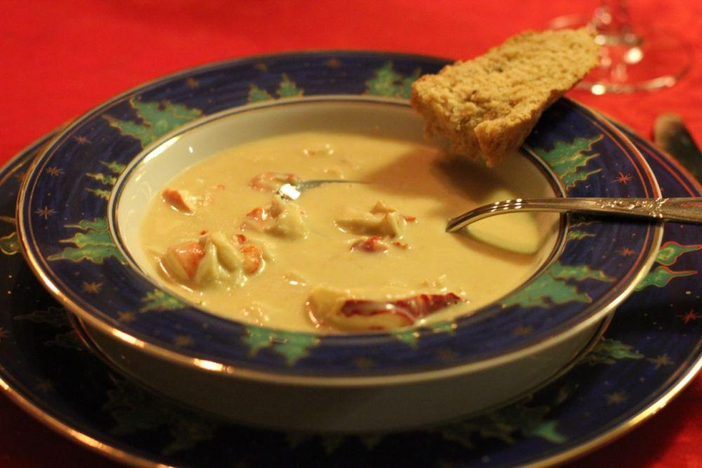 hummersuppe